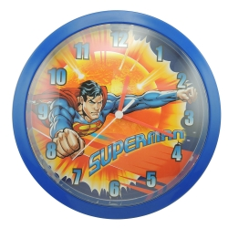 Superman Wanduhr